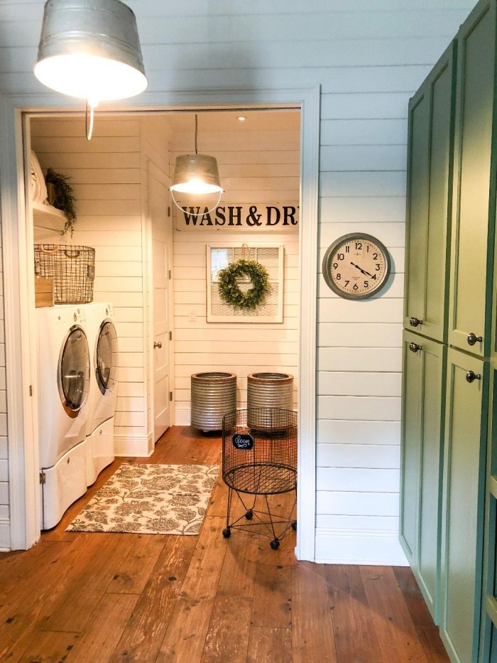 Dog Shower In Laundry Room Design